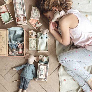 Die Schlafmäuse